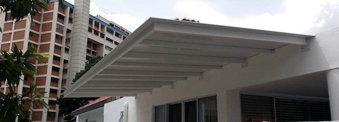 Aluminum Composite Panel Roofing