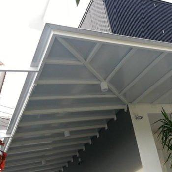 Aluminium Composite Panel Roofing SG